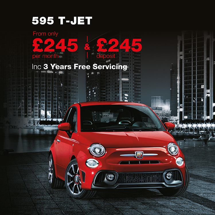 Latest Abarth Offers